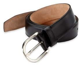 Bally Leather Dress Belt