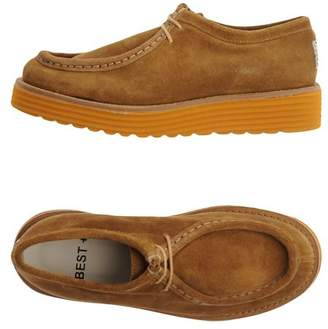 Best + Lace-up shoe