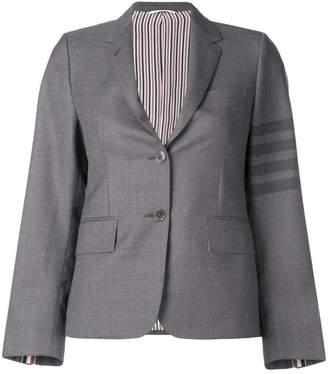 Thom Browne 4-Bar Narrow Uniform Sport Coat