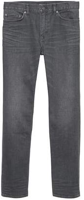 Banana Republic Skinny Rapid Movement Denim Gray Wash Jean