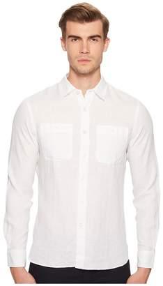 Todd Snyder Linen Two-Pocket Shirt Men's Clothing