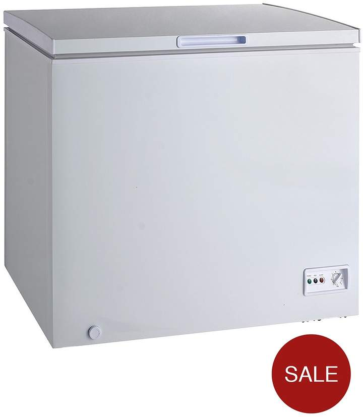 192-Litre Chest Freezer - White