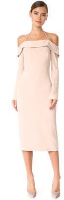 Cushnie Et Ochs Off Shoulder Pencil Dress $1,595 thestylecure.com