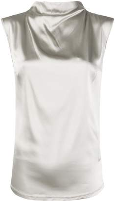 Styland draped tank top