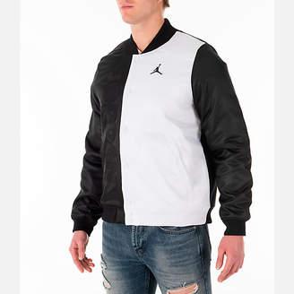 Nike Men's Jordan Sportswear Legacy AJ11 Bomber Jacket