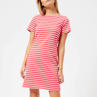 Joules Women's Riviera Short Sleeve Jersey Dress