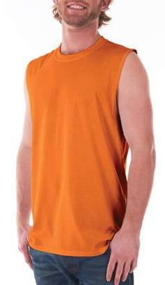 Gildan Big Mens Classic Sleeveless T-Shirt, 2XL