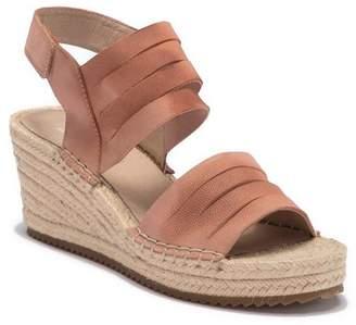 Eileen Fisher Largo Espadrille Wedge Sandal
