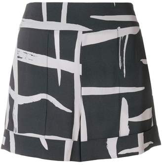 Lorena Antoniazzi patterned shorts