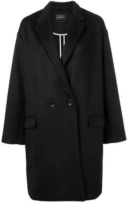 Isabel Marant oversized single-breasted coat