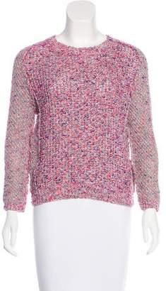 Inhabit Mélange Knit Sweater