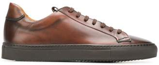 Doucal's low-top leather sneakers