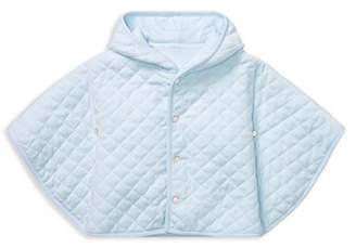 Ralph Lauren Boys' Quilted Hooded Cape - Baby