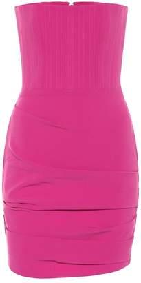 Alex Perry Kalen crepe mini dress