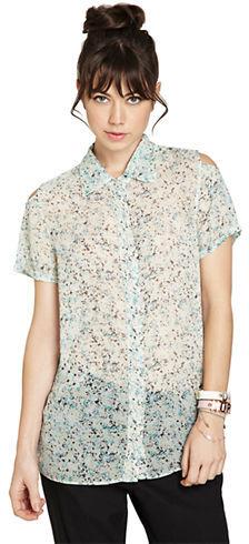 BCBGeneration Button-Down Shirt