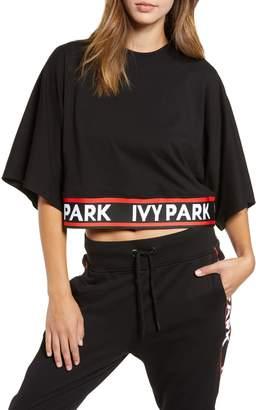 Ivy Park R) Logo Crop Tee