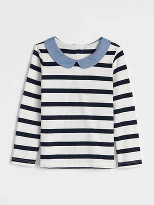 Gap Peter Pan Collar Shirt