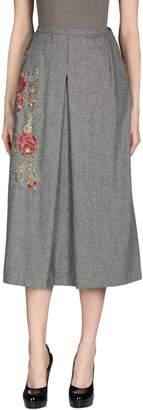 Megan Park 3/4 length skirts