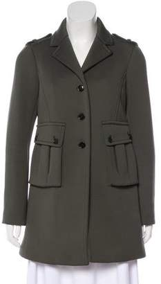 Marc by Marc Jacobs Button-Up Short Coat