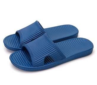 62706da9f59e Pool  Happy Lily Slip On Slippers Non-slip Shower Sandals House Mule Soft  Foams