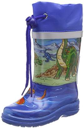Beck Boys' Dinos Wellington Boots,6