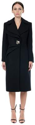 Lanvin (ランバン) - Lanvin Wool Cloth Coat