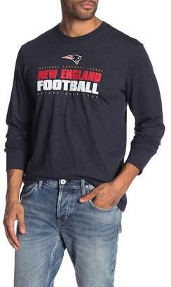 '47 NFL New England Patriots Crew Neck Tee