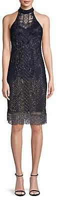 Parker Black Women's Polly Embellished Choker Dress