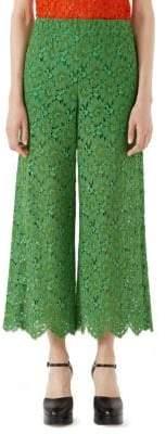 Gucci Lace Culottes