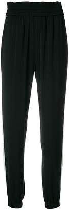KENDALL + KYLIE Kendall+Kylie side stripe trousers