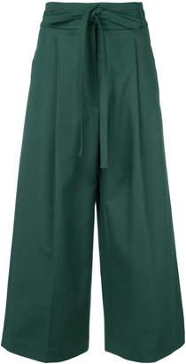 Rochas high-waist culottes