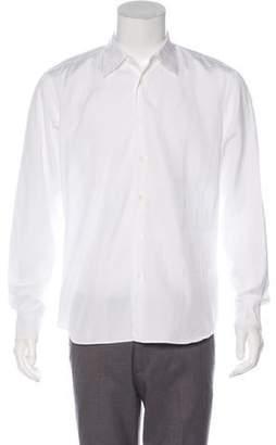 Miu Miu Woven Dress Shirt