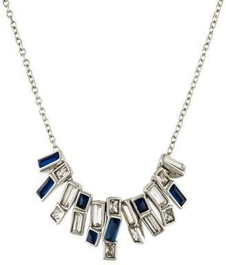 Alexis Bittar Crystal Fringe Necklace