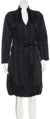 Giorgio Armani Jacquard Skirt Suit w/ Tags