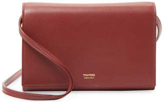 Tom Ford Leather Convertible Wallet