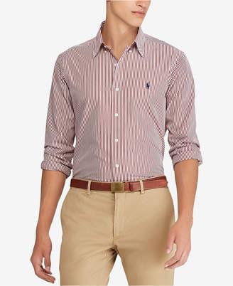 Polo Ralph Lauren Men's Standard Fit Short-Sleeve Shirt