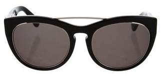 3.1 Phillip Lim Cat-Eye Tinted Sunglasses