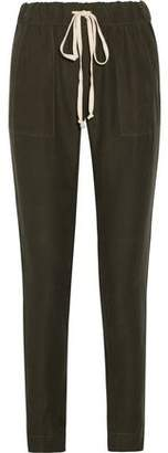 Enza Costa Canvas Tapered Pants