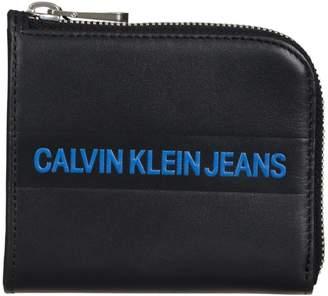 Calvin Klein Jeans Logo Wallet