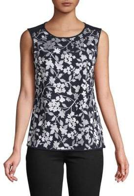 Tommy Hilfiger Floral Sleeveless Tank