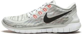 Nike Free 5.0 Pureplatinum/Black