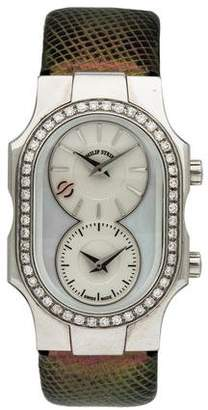 Philip Stein Teslar Signature Small Diamond Watch