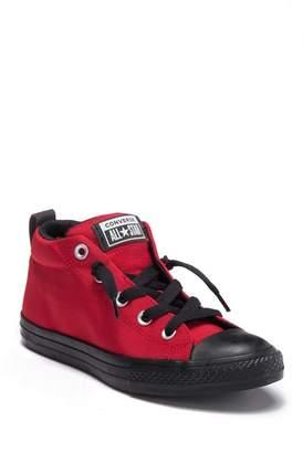 Converse Ctas Street Mid Casino Lace-up Sneaker (Little Kid & Big Kid)