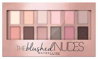 Maybelline® The Blushed Nudes Eye Shadow Palette 06  0.34 oz $7.49 thestylecure.com