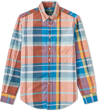 Gitman Brothers Madras Shirt
