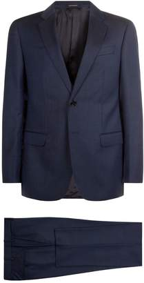 Emporio Armani Pin Dot Two-Piece Suit