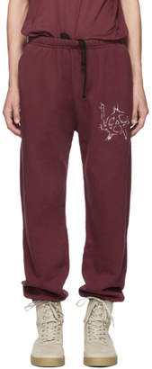 Adaptation Red LA Anarchy Lounge Pants