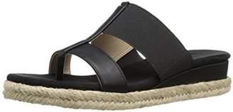 Adrienne Vittadini Footwear Women's Codie Wedge Sandal $18.12 thestylecure.com