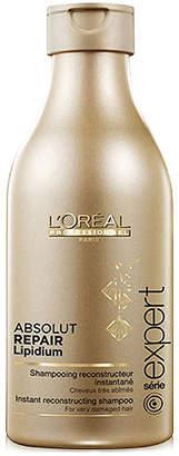 L'Oreal Professional Serie Expert Absolut Repair Lipidium Instant Reconstructing Shampoo, 8.45-oz, from Purebeauty Salon & Spa
