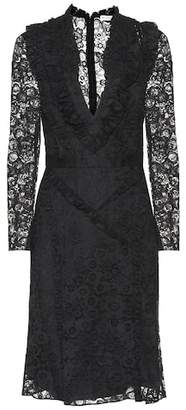 Altuzarra Cotton-blend lace dress
